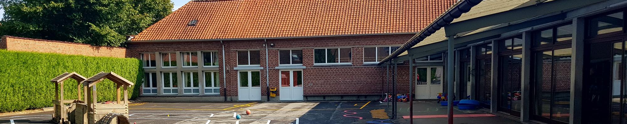 école primaire saint michel Tournai